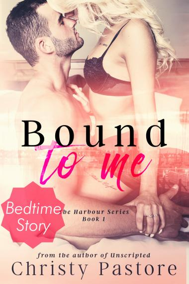 Bound to Me cover art with Bonus Material
