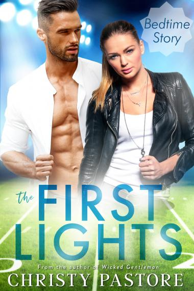 The First Lights cover art with Bonus Material