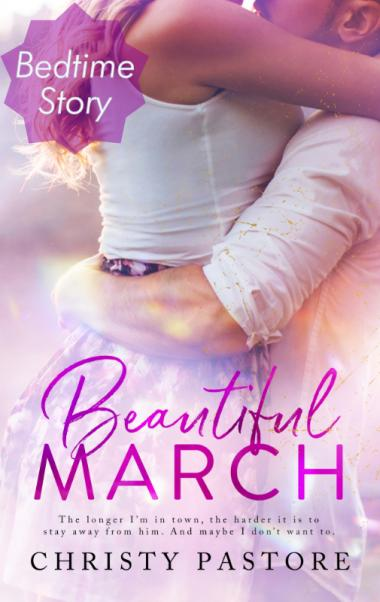 Beautiful March cover art with Bonus Material