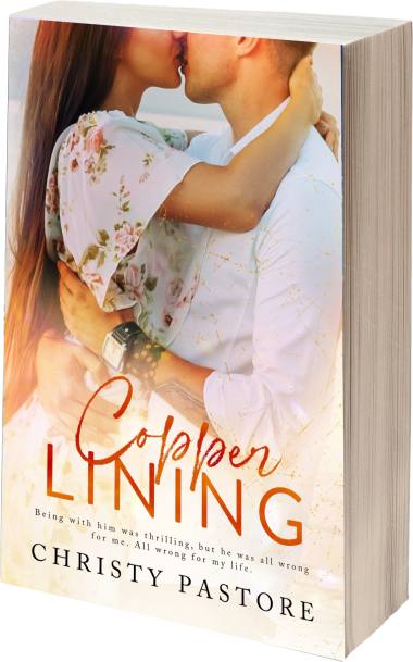Copper Lining paperback cover