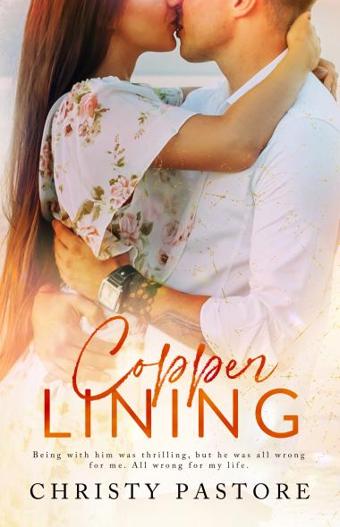 Copper Lining ebook cover