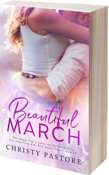 Paperback cover of Beautiful March book