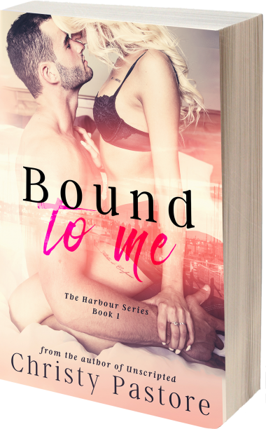 3-D Book cover showing a couple in a steamy embrace