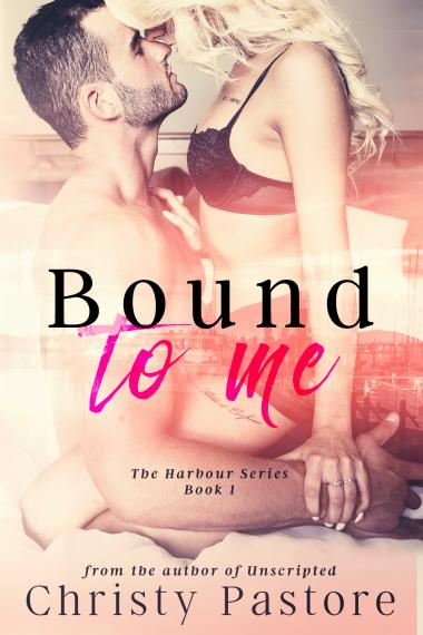 Book cover showing a couple in a steamy embrace